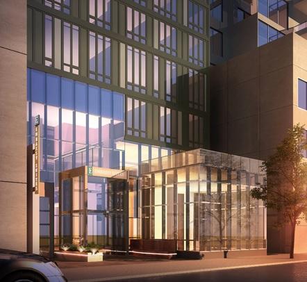 Embassy Suites New York - Midtown Manhattan rendering