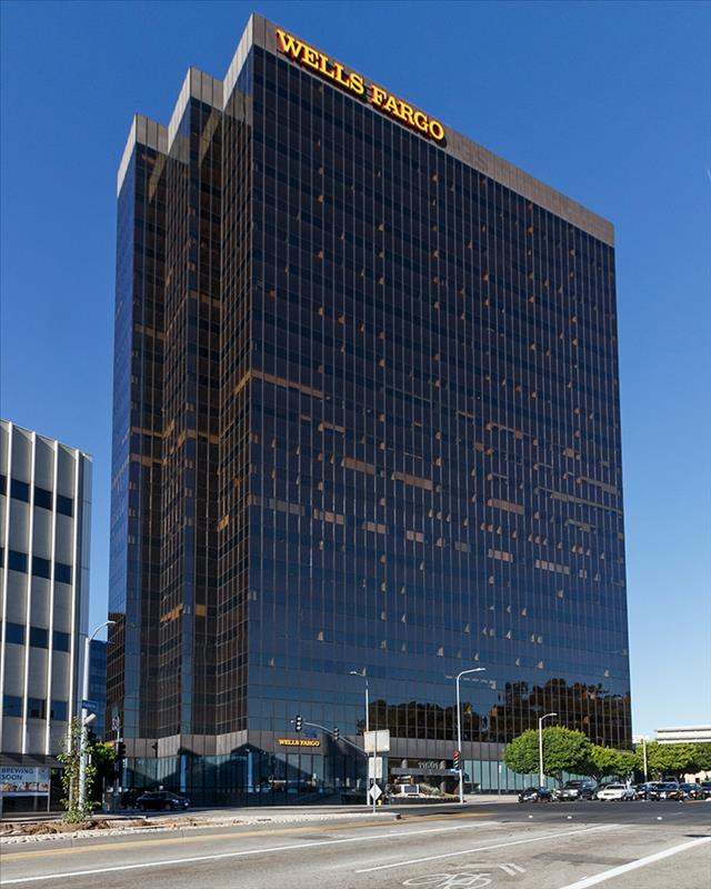 Wells Fargo Center, 11601 Wilshire Blvd., Los Angeles