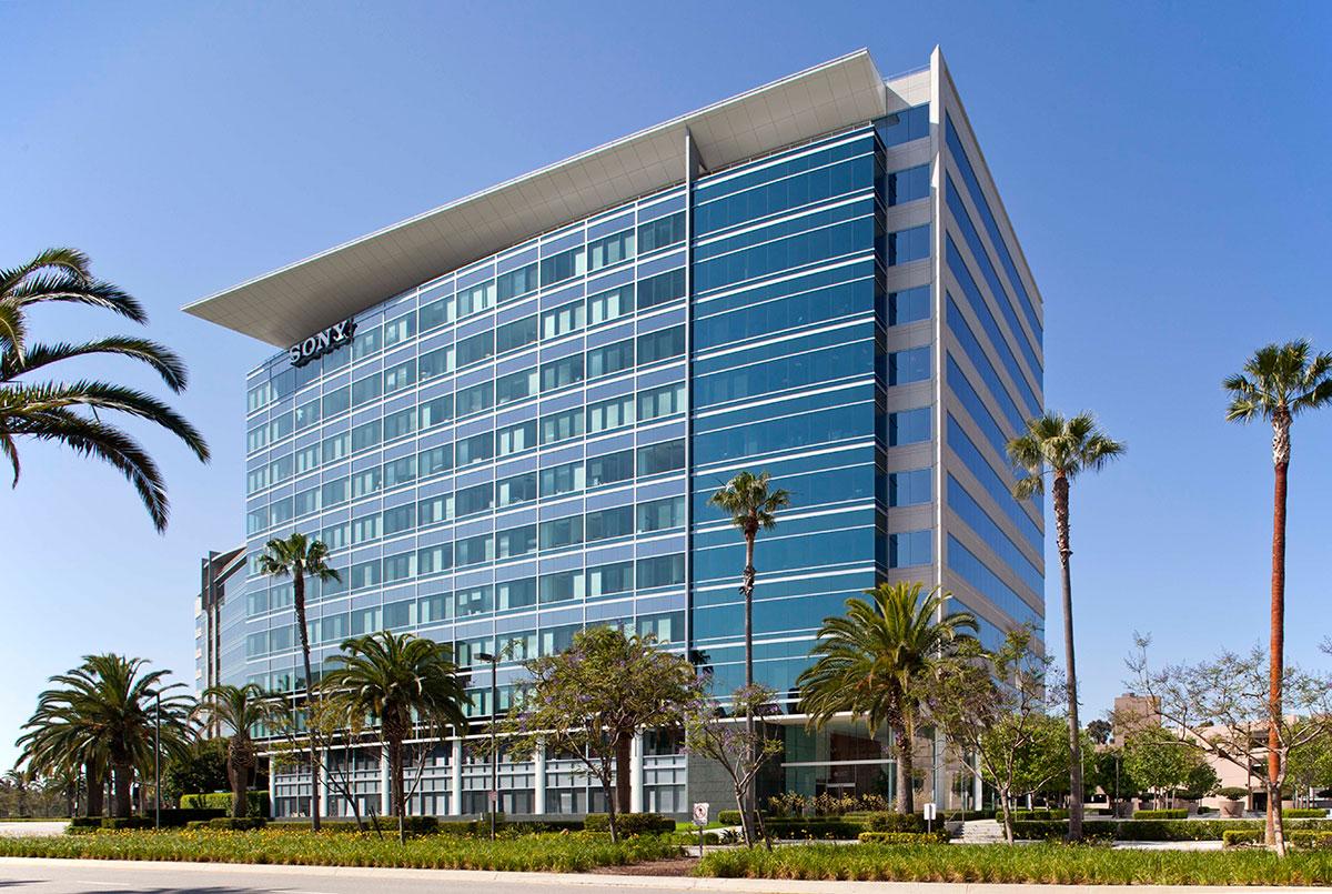 Howard Hughes Center, Los Angeles