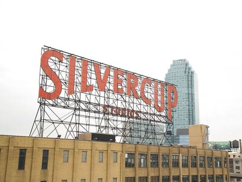 New York Silvercup Studios main lot, Long Island City