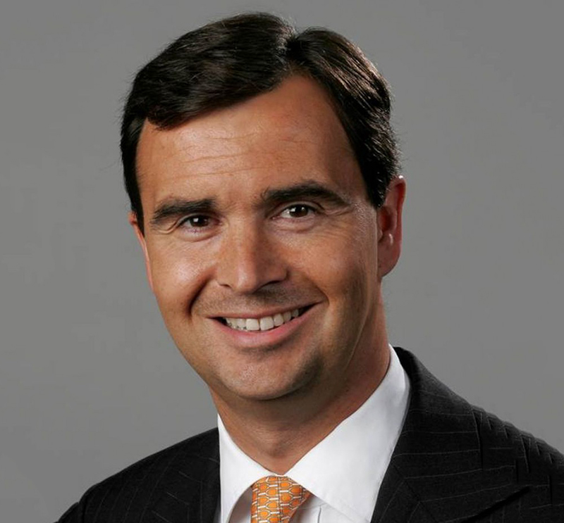 Christian Ulbrich, CEO of JLL