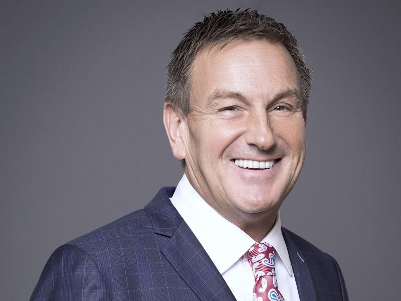 Patrick Mc Gowan Chief Executive Officer 2015 Portrait