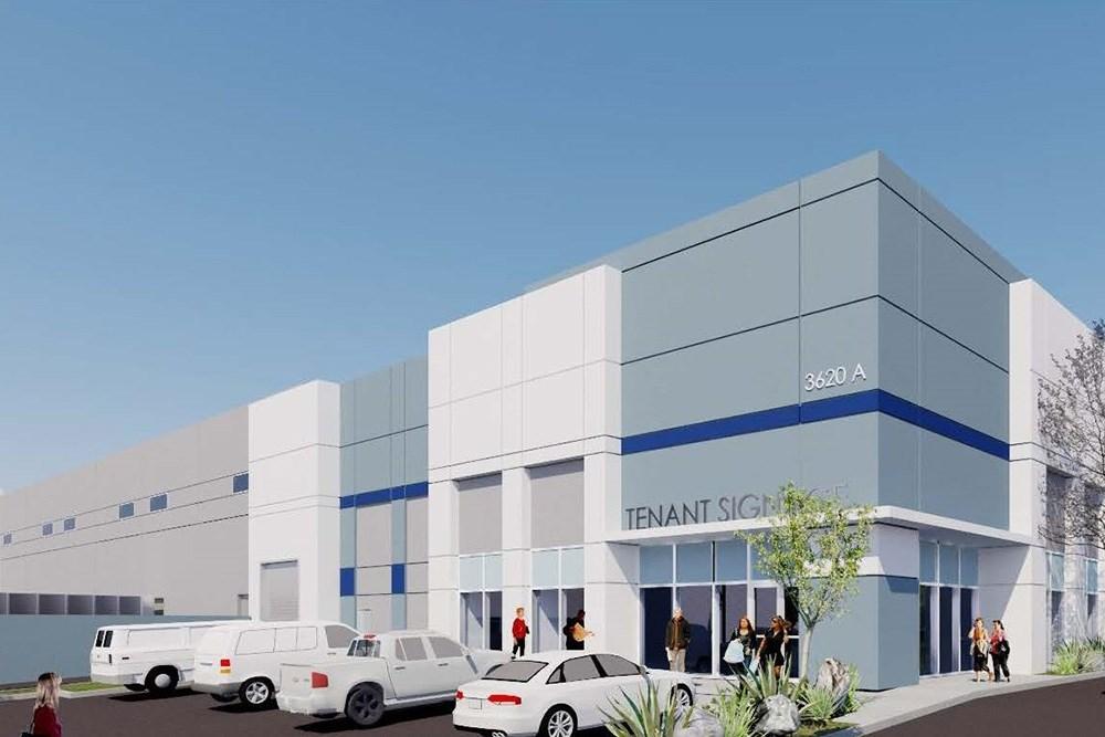 Rangeview Industrial Center, Aurora, Colo.