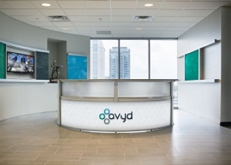 Avyd Inc.'s new office at One Eleven