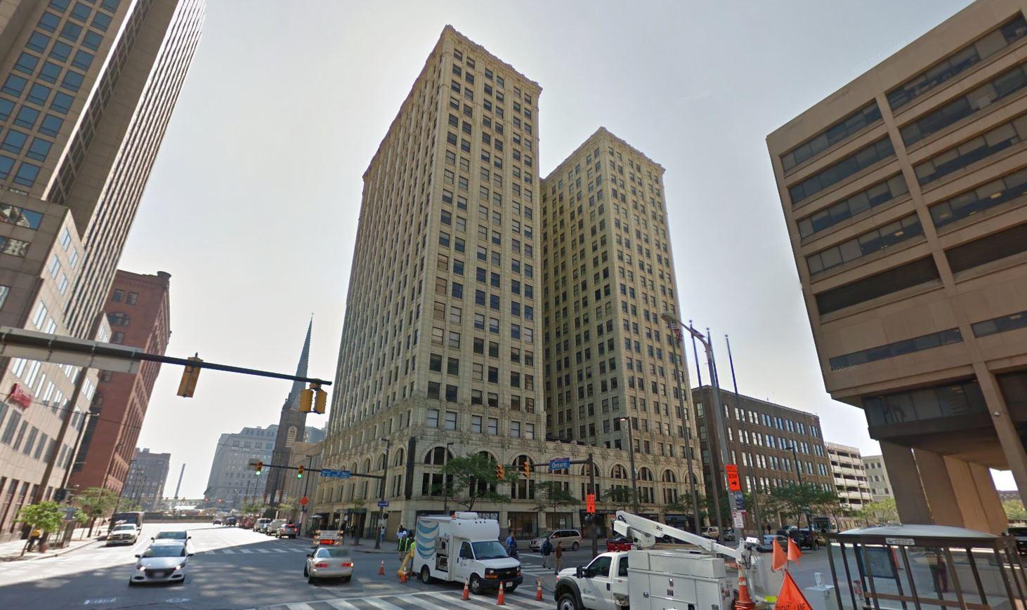 Cleveland Standard Building