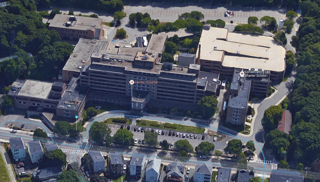 Carney Hospital, Steward Health Care System