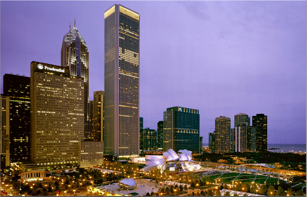 Prudential Plaza Building, Chicago