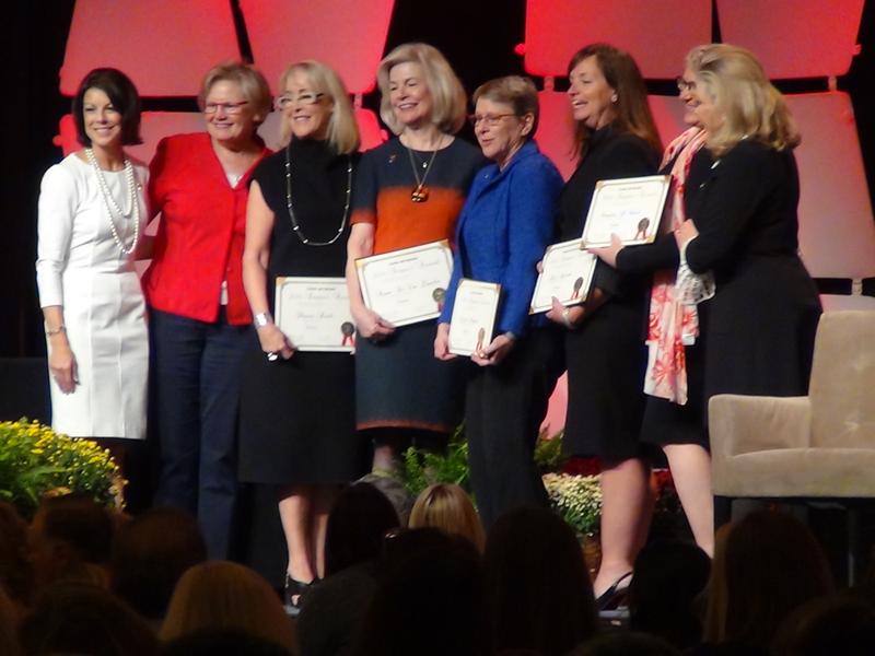CREW award group