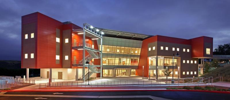 Saddleback College Sciences Building