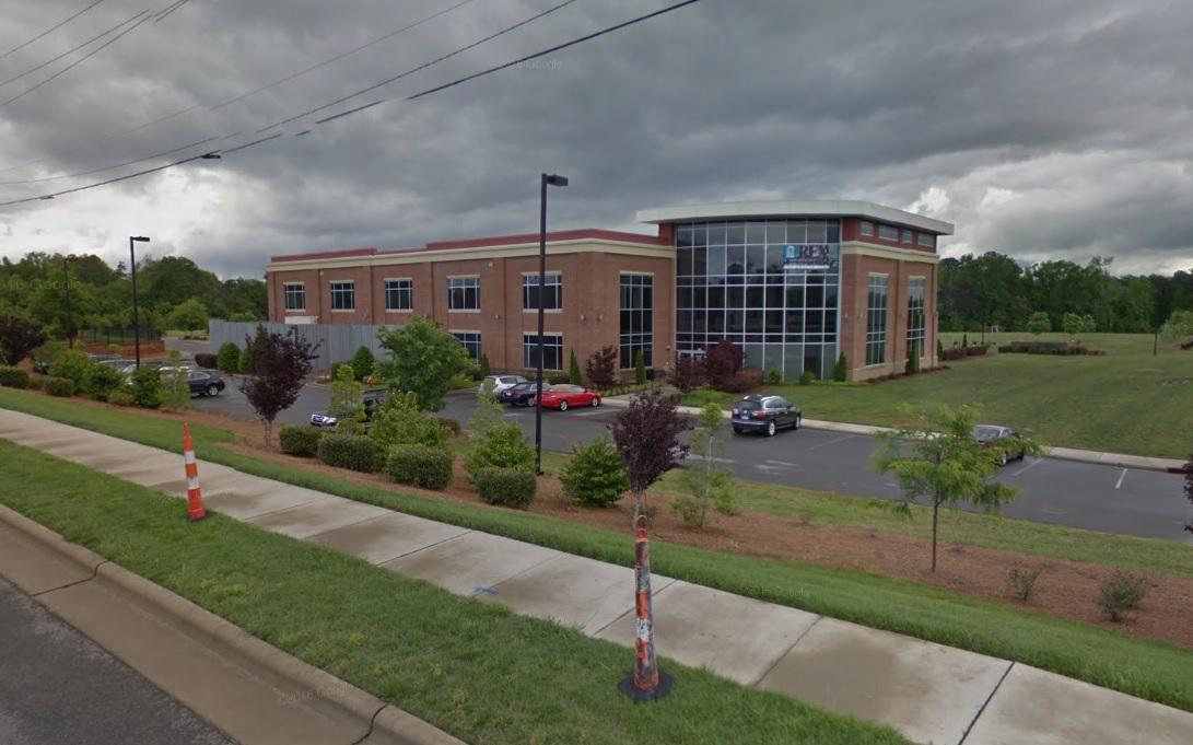 UNC REX Campus Building at 713 Avent Ferry Road