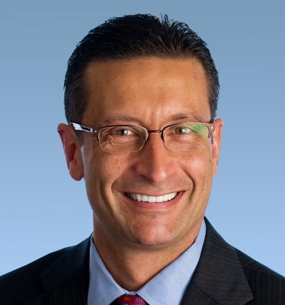 Scott Frederiksen, WPT Industrial REIT CEO