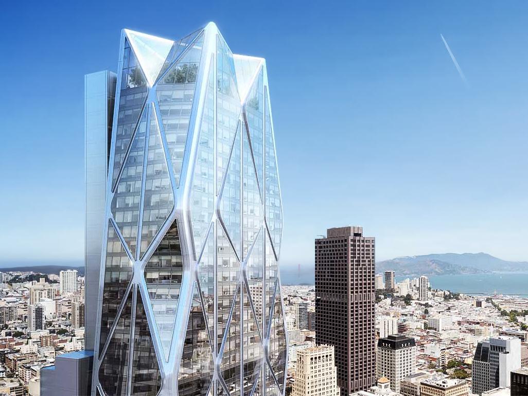 Oceanwide Center, San Francisco