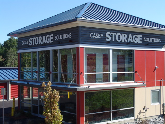 Casey Storage Solutions location, part of the portfolio sale
