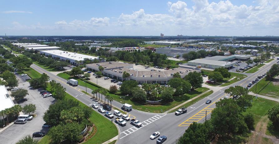 Cypress Industrial Park, Orlando, Fla.