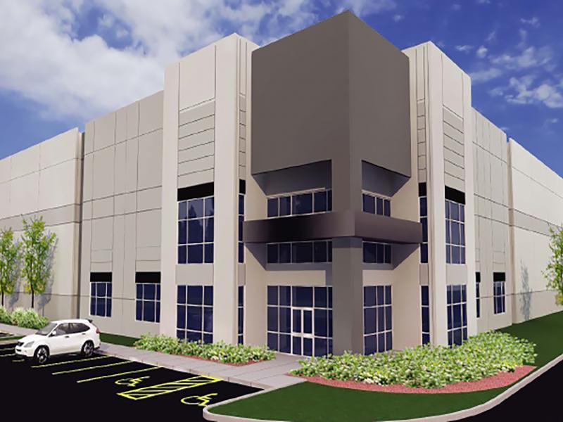 South Florida Distribution Center rendering