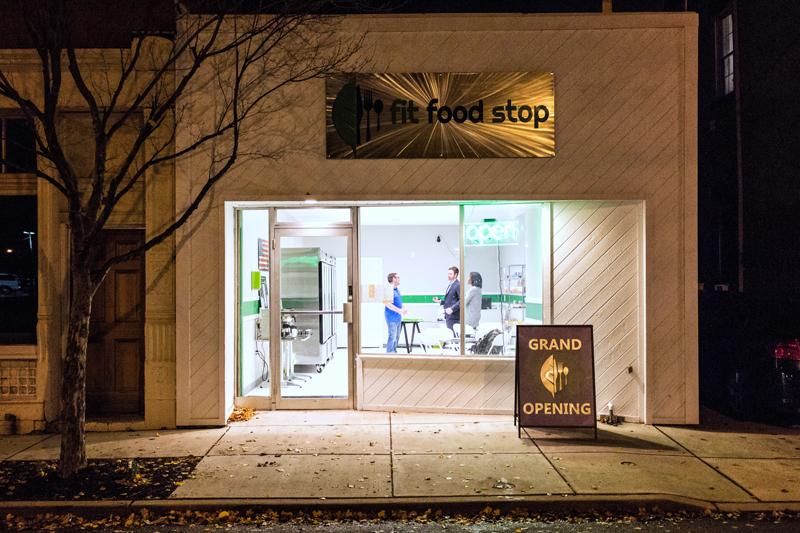 The Fit Food Stop in Cincinnati