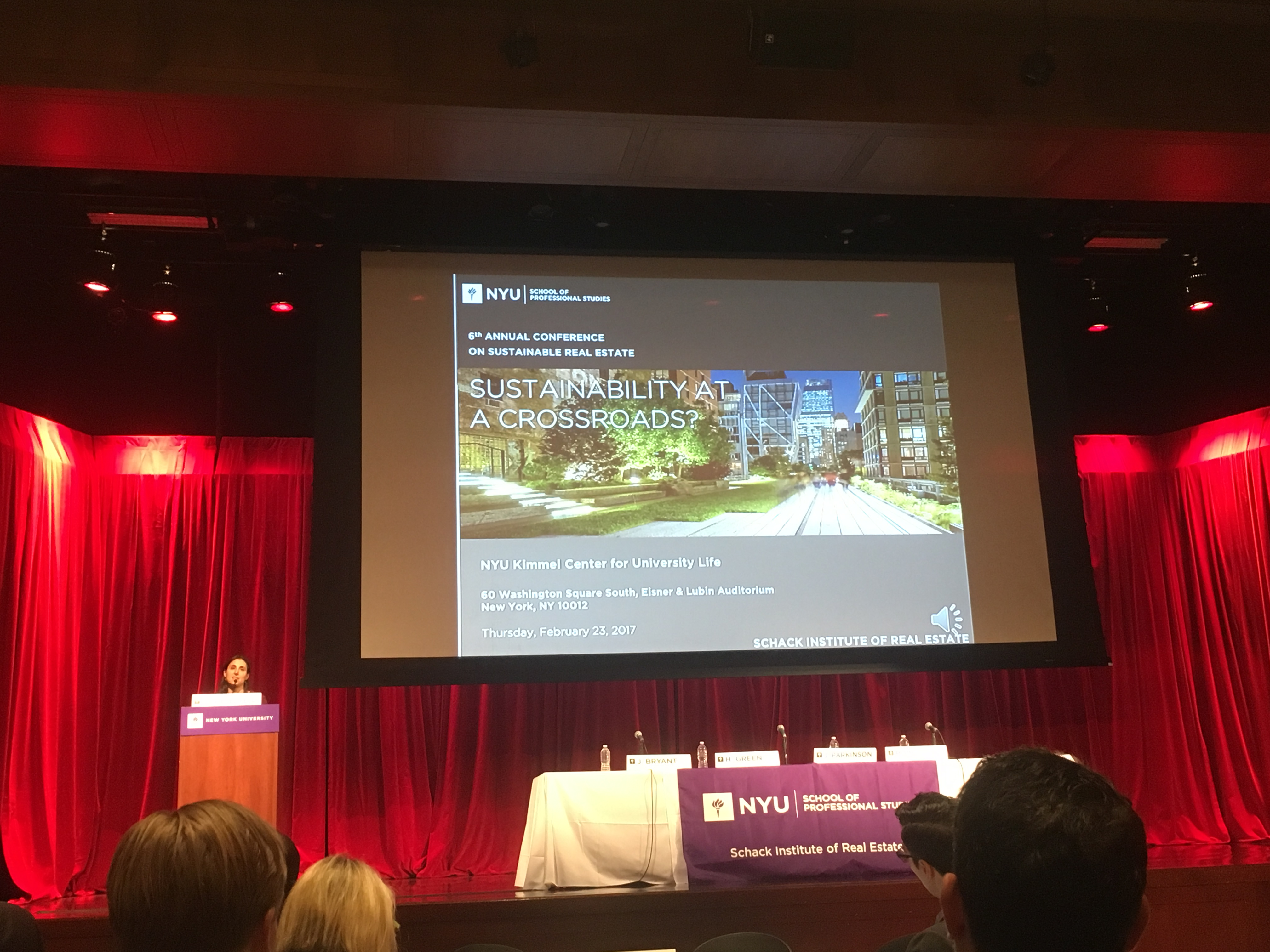 Danielle Spiegel-Feld, Executive Director, Guarini Center on Environmental, Energy and Land Use Law, New York University School of Law