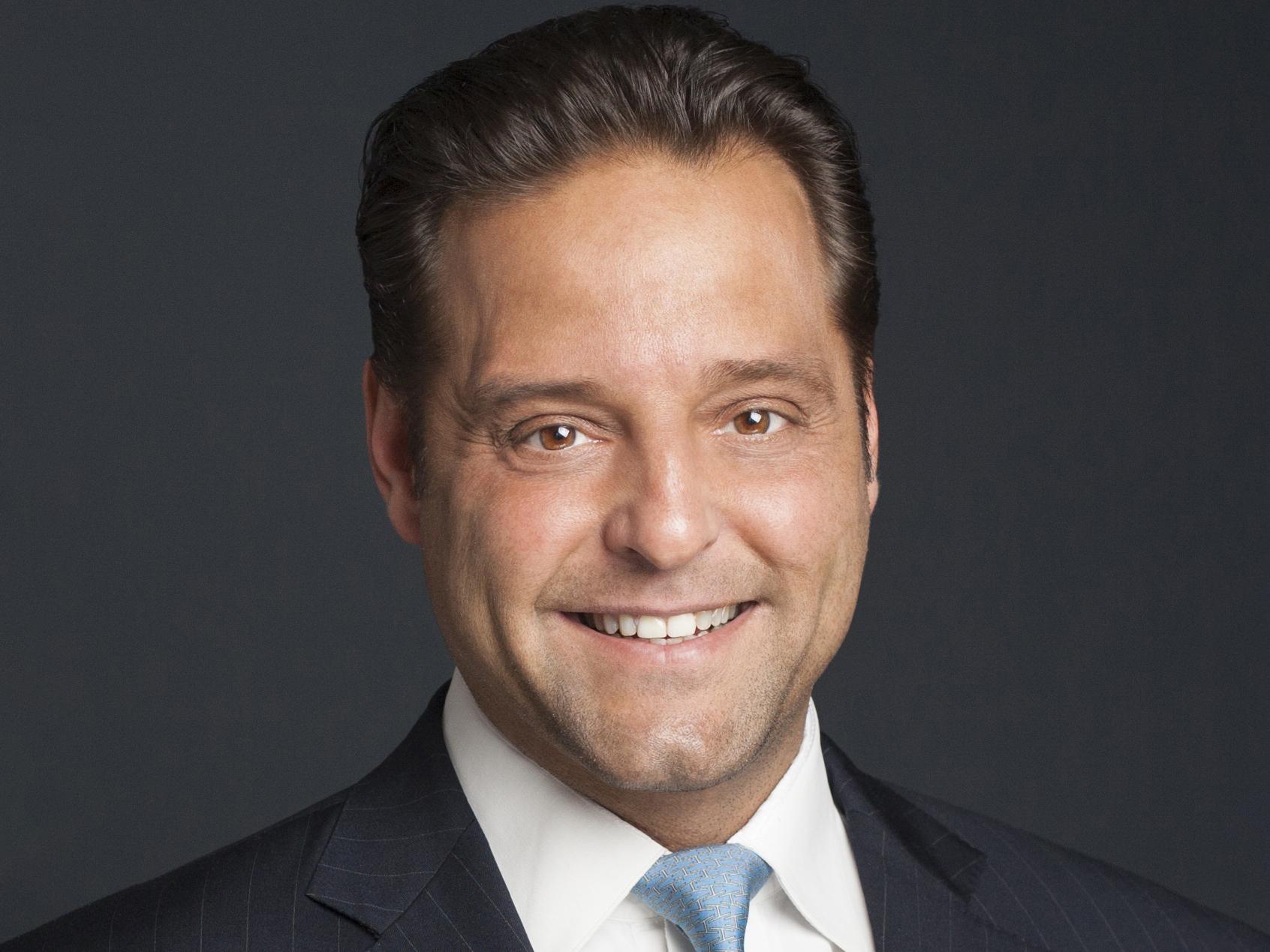Paul Scialla, Delos CEO