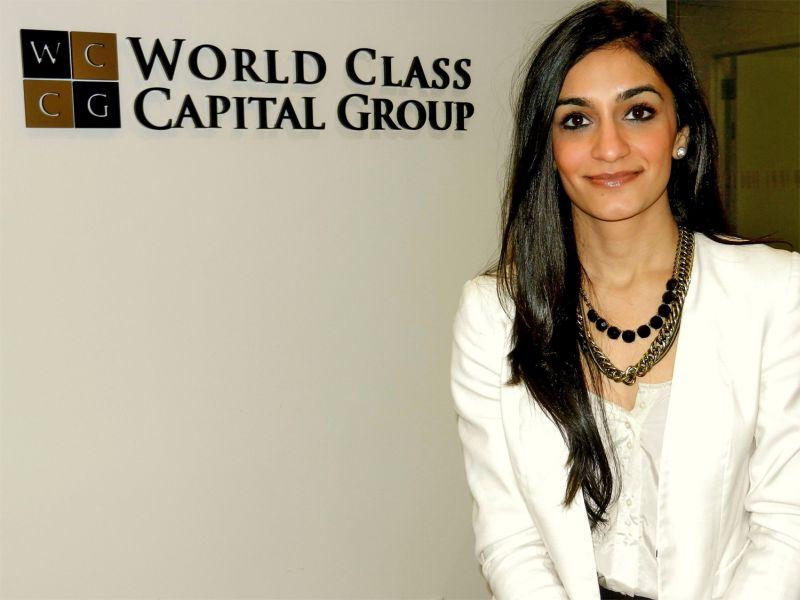 Sheena Paul, COO, World Class Capital Group