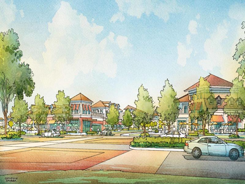 Southside Quarter rendering