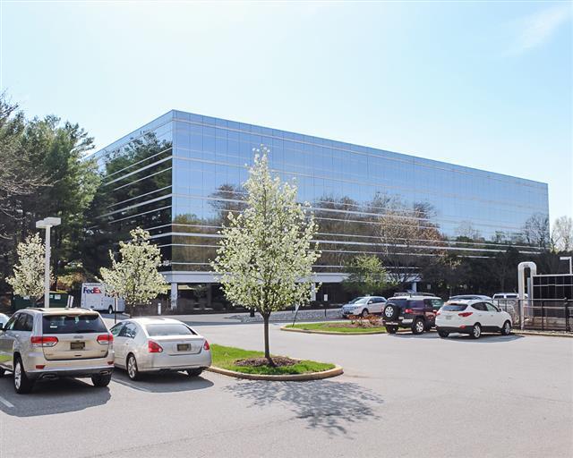 The E.A. Delle Donne Corporate Center I at 1011 Centre Road, Wilmington, Del.