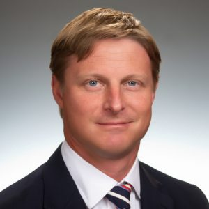 Matt Davis, vice president of Lincoln Property Co.  Southeast
