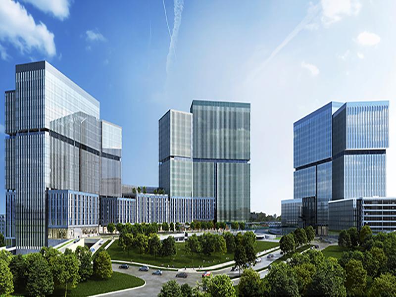 Park Center rendering