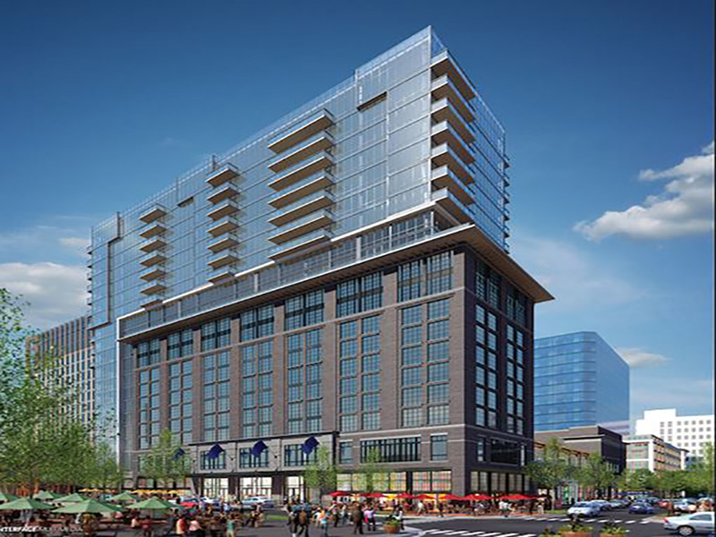 The Canopy by Hilton Washington D.C./Bethesda North rendering