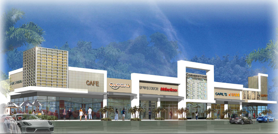 The Pointe at Kendall Town Center Rendering