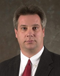 Clay Sovich, senior vice president of JLL's Tampa office