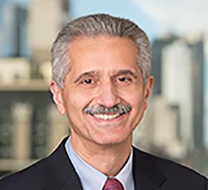 Emilio Amendola, co-president, A&G Realty Partners