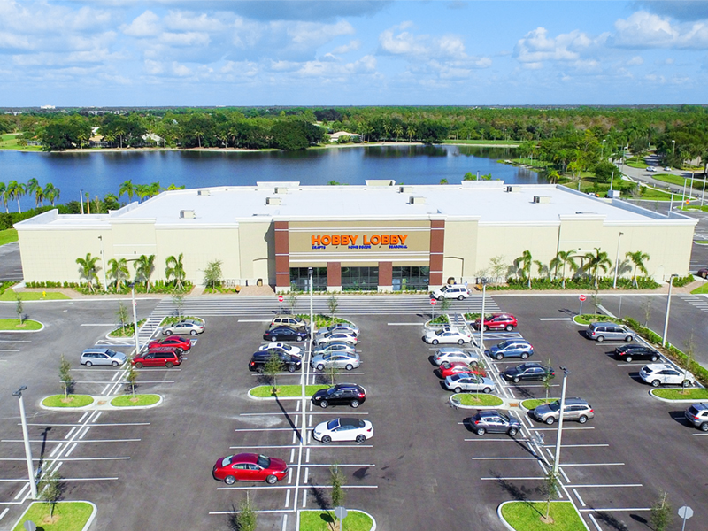 Mark One Capital recently provided a $4.5 million five-year, non-recourse loan for the purchase of a Hobby Lobby. The deal was closed at a 3.9 percent interest rate on a 10-year lease with a 30-year amortization.