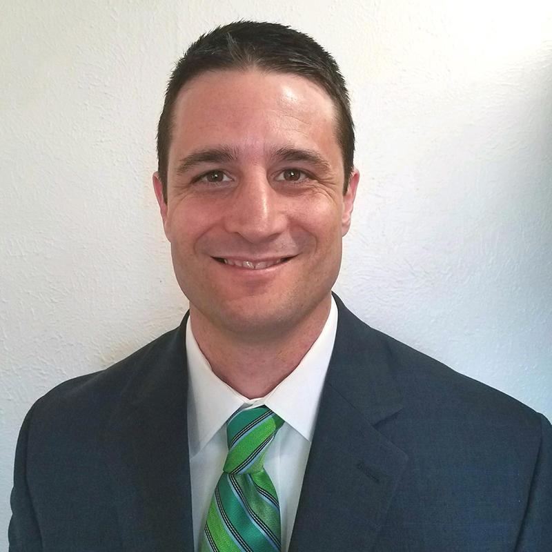 Matt Frank, vice president, Hunt Mortgage Group's Small Balance Loan Group