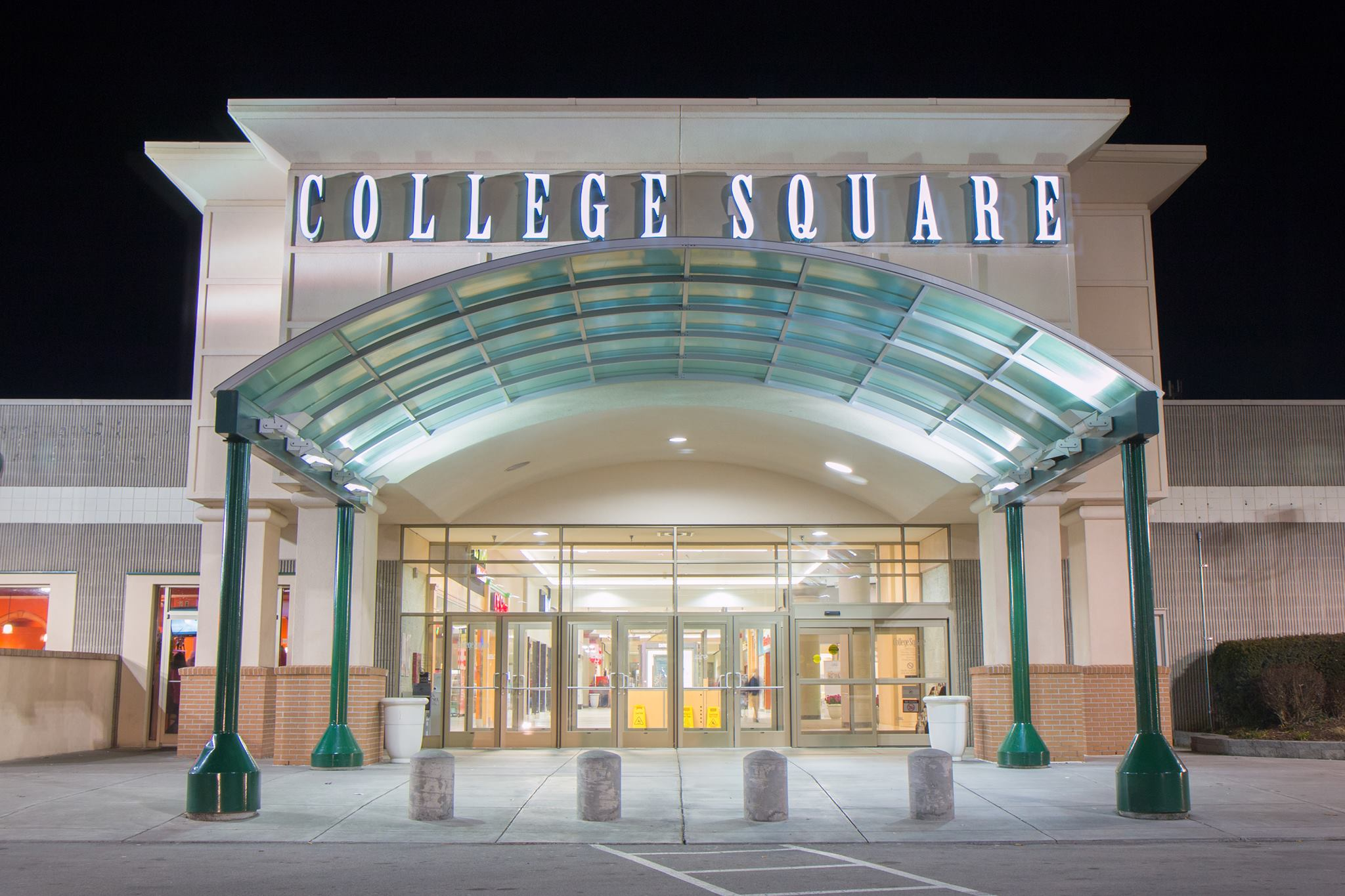 The College Square Mall in Morristown, Tenn.