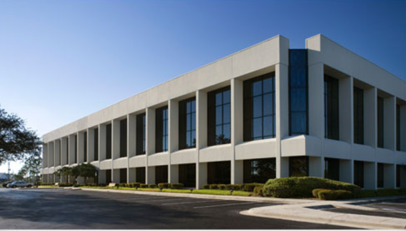 The Glades Building at Baypoint Commerce Center in St. Petersburg, Fla.