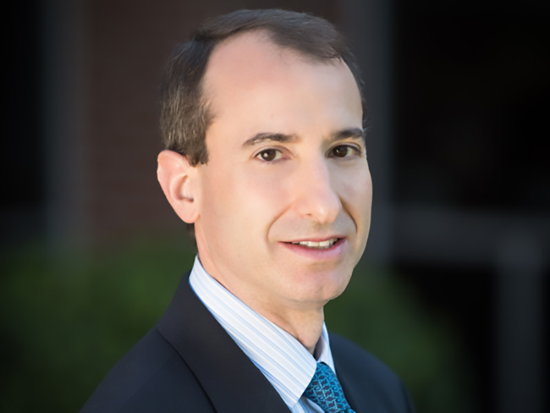 Griffin's President & CEO Michael Gamzon