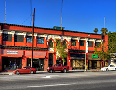 2807 Sunset Blvd., Silver Lake, LA