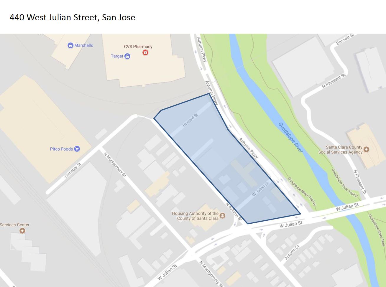 440 W. Julian St., San Jose