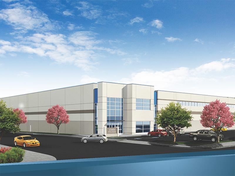 Comstock Industrial Center, San Leandro, Calif.