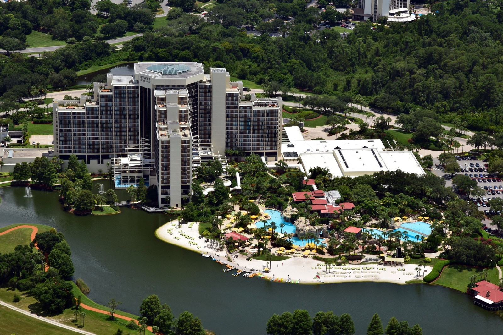 Hyatt Regency Grand Cypress - Orlando, Florida (PRNewsfoto/Xenia Hotels & Resorts, Inc.)