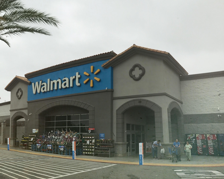 Walmart, Torrance, Calif.