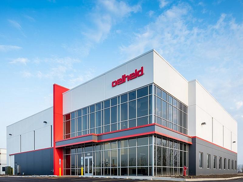 oelheld Inc. HQ in Oakview Corporate Park, Ill.