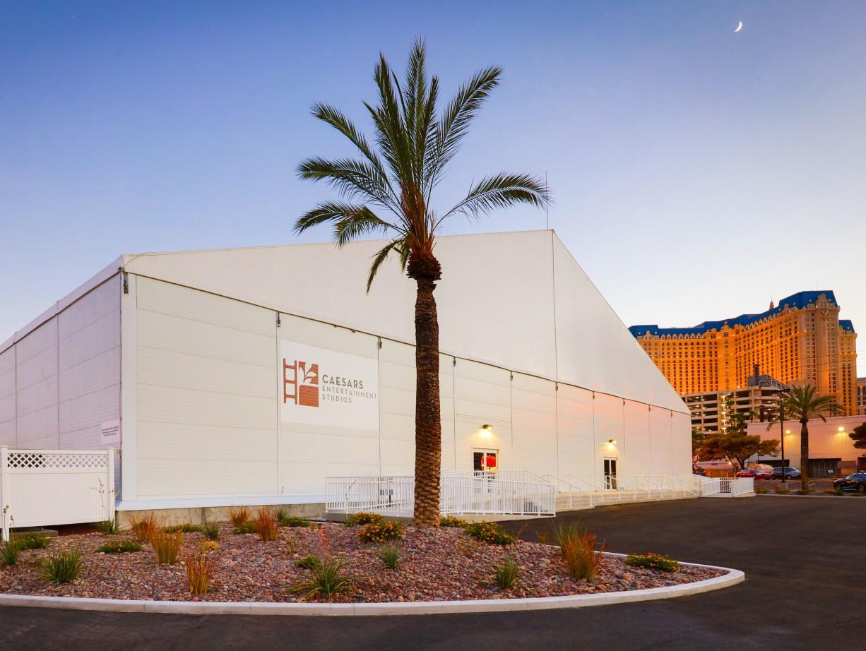 Caesars Entertainment Studios in Las Vegas