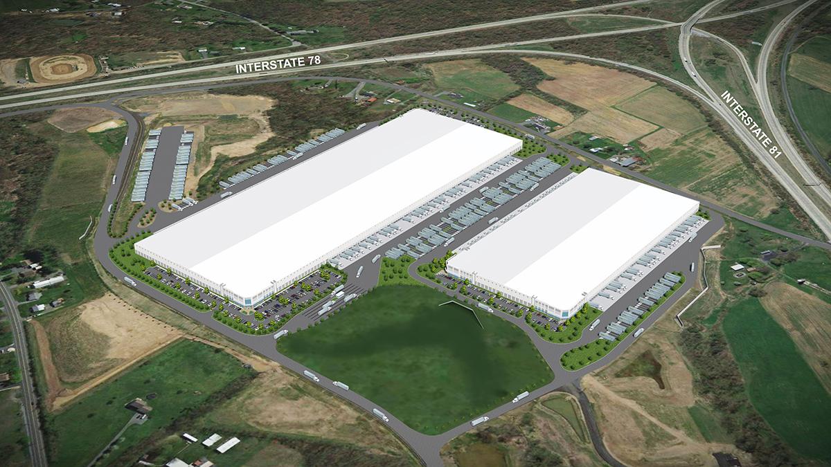 Gateway Logistics Park