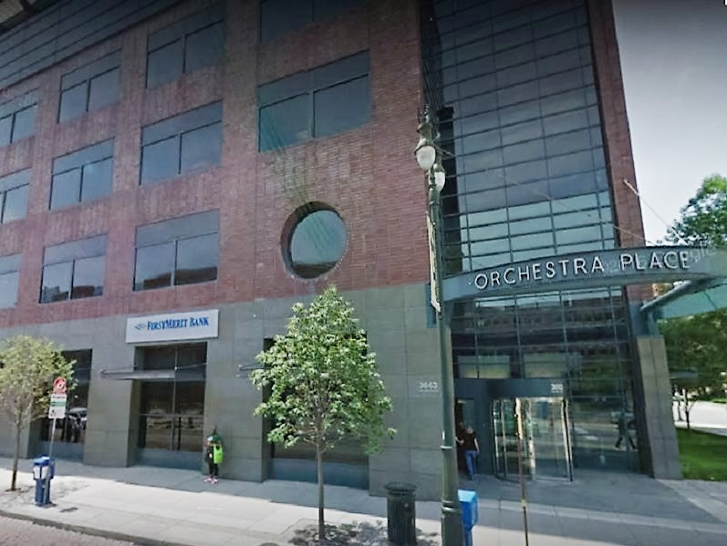 Orchestra Place, Detroit
