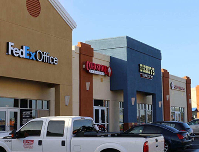 Pinole Ridge Shopping Center
