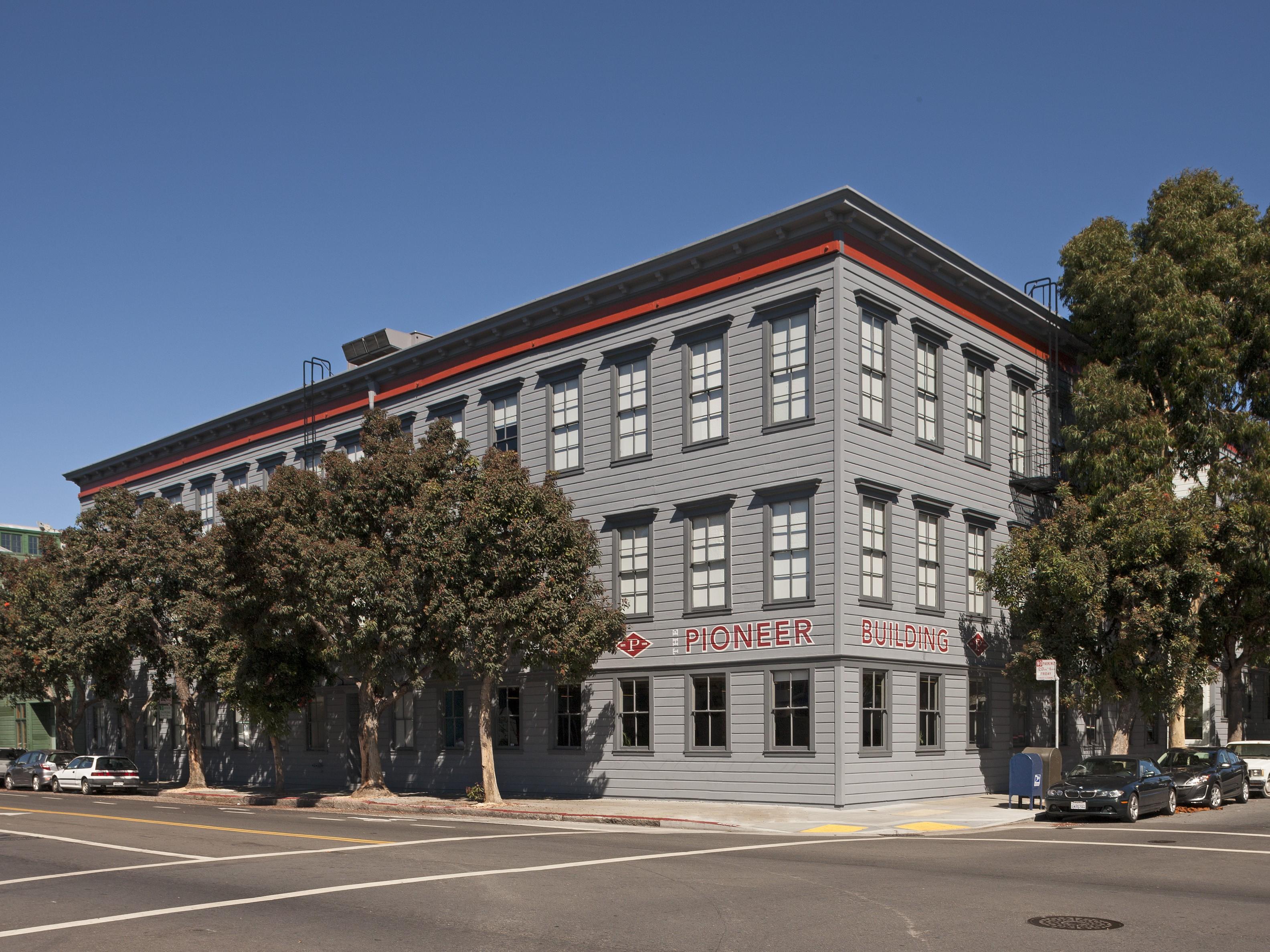Pioneer Building in San Francisco
