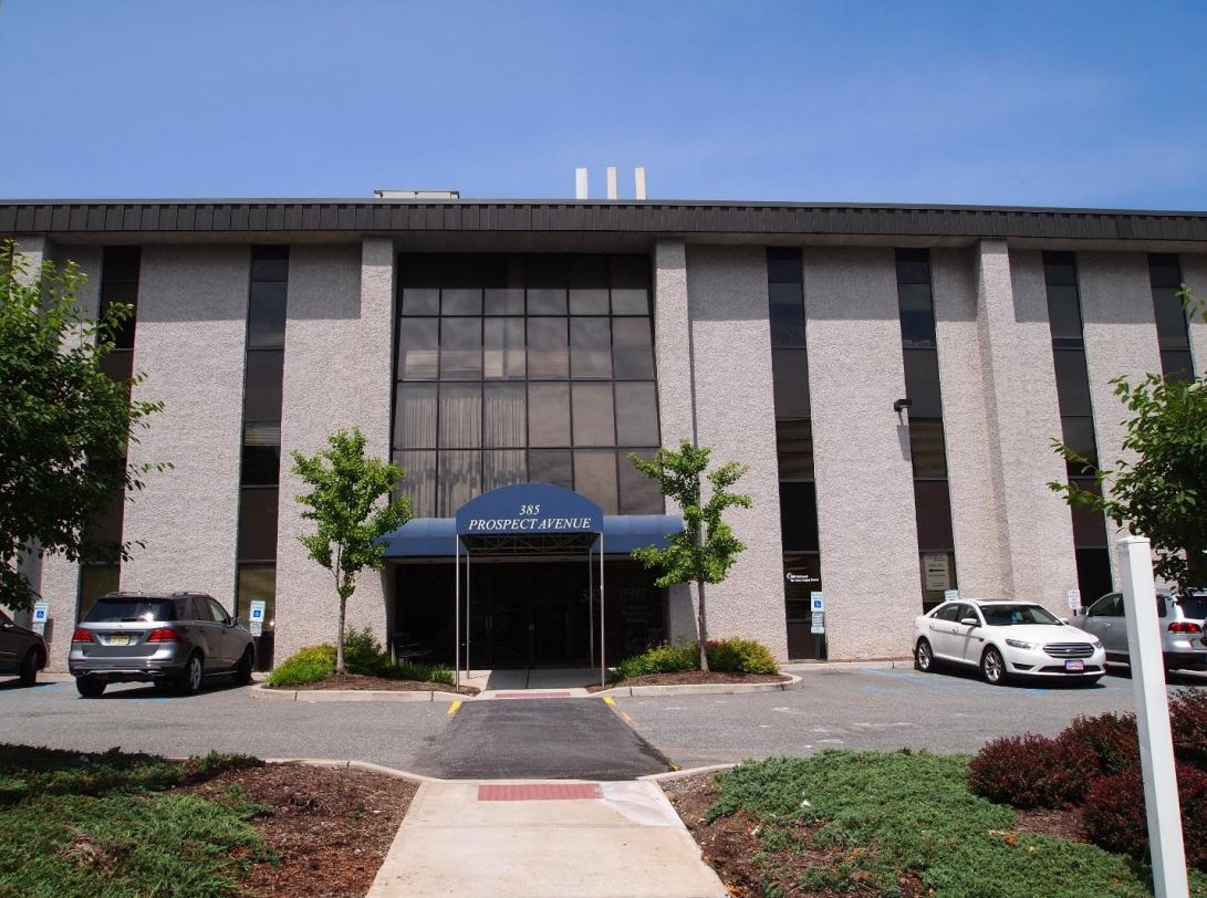 Prospect Plaza, Hackensack, N.J.