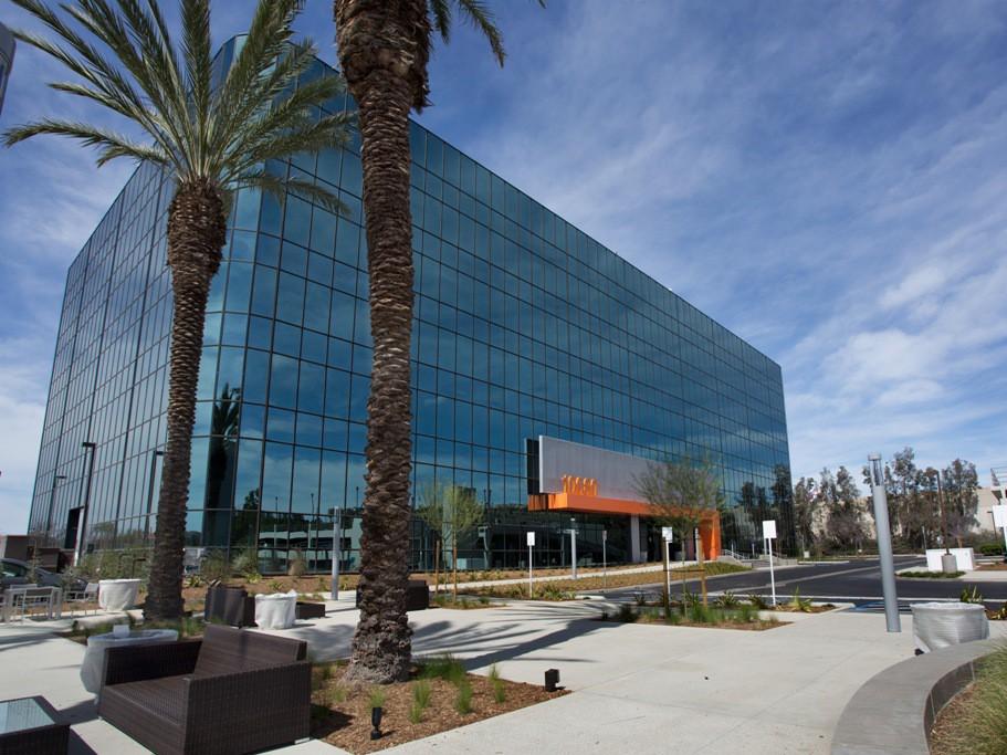 Scripps Plaza in San Diego
