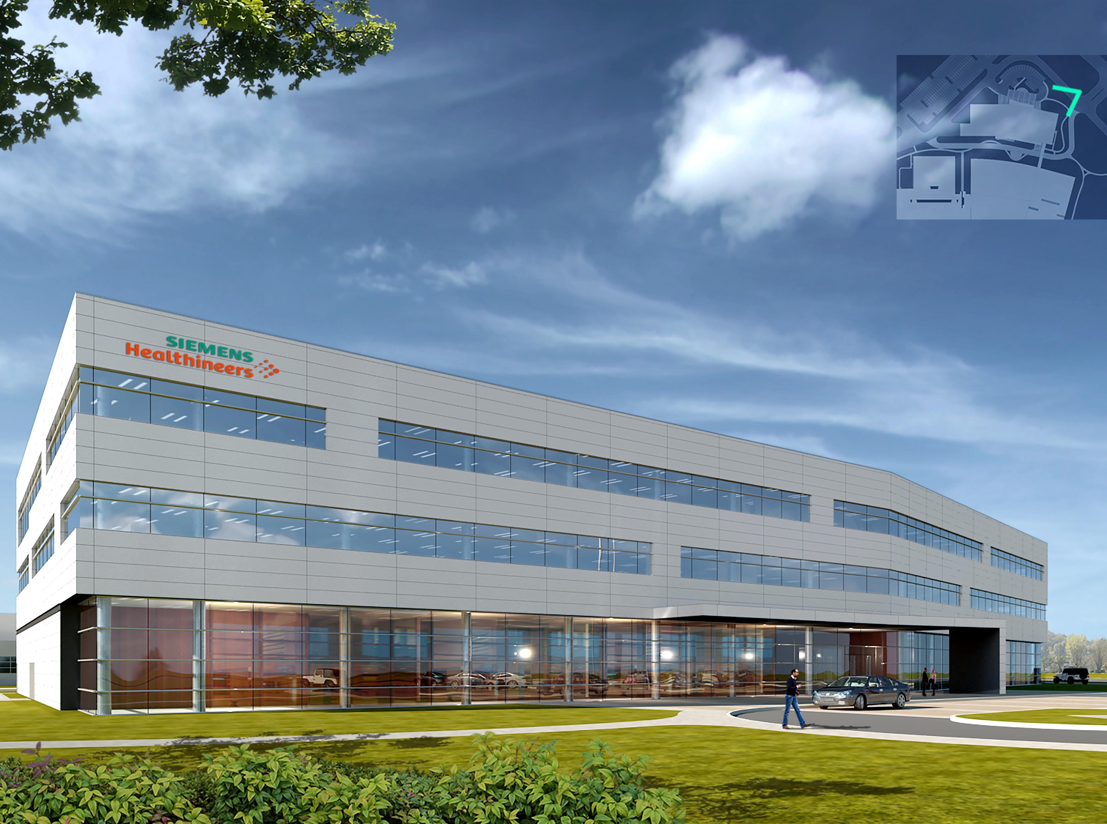 Siemens Healthineers, Walpole, Mass.